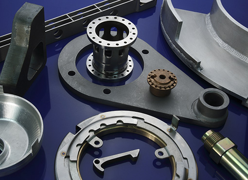 Full service machine shop and metal fabrication