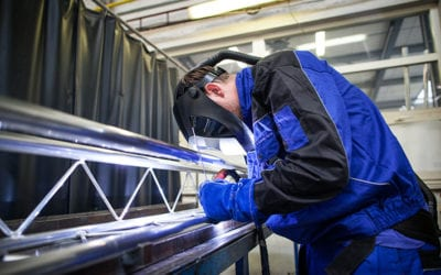 Custom Metal Fabrication Techniques from Prototech Laser